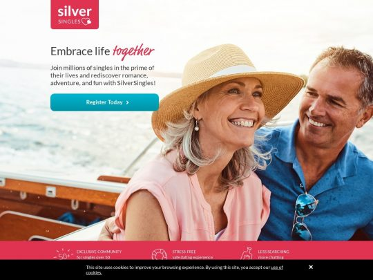 The Senior Dating Site for Mature Singles